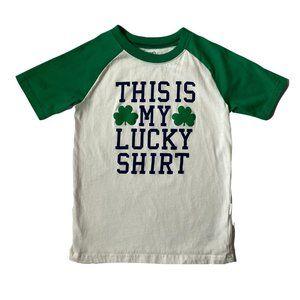 Carter's St. Patrick Lucky Tshirt